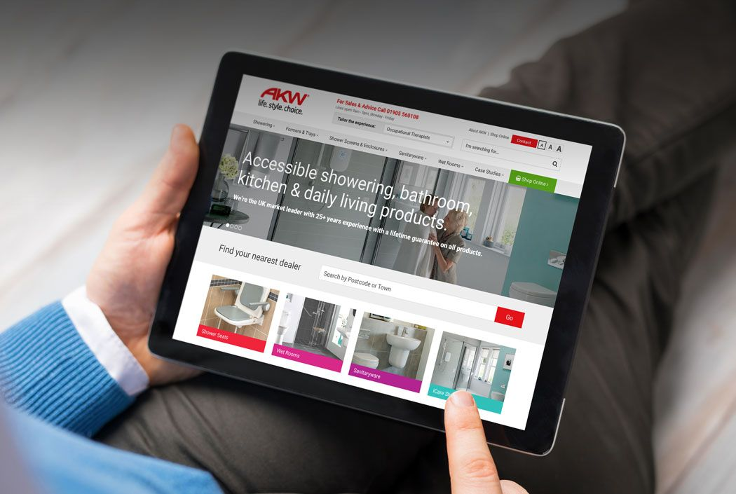 A New WordPress Website for Mobility Support Solutions Provider, AKW